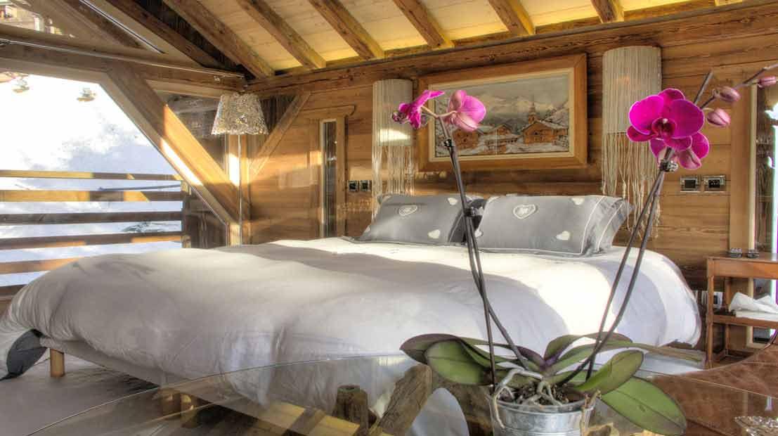 Chalet Le Lavaret - Hotel les chalets de philippe chamonix