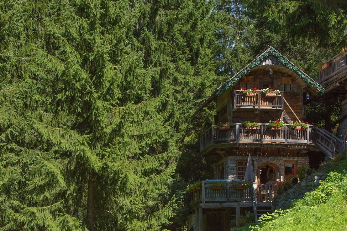 Chalet les Barattes - location vacances montagne
