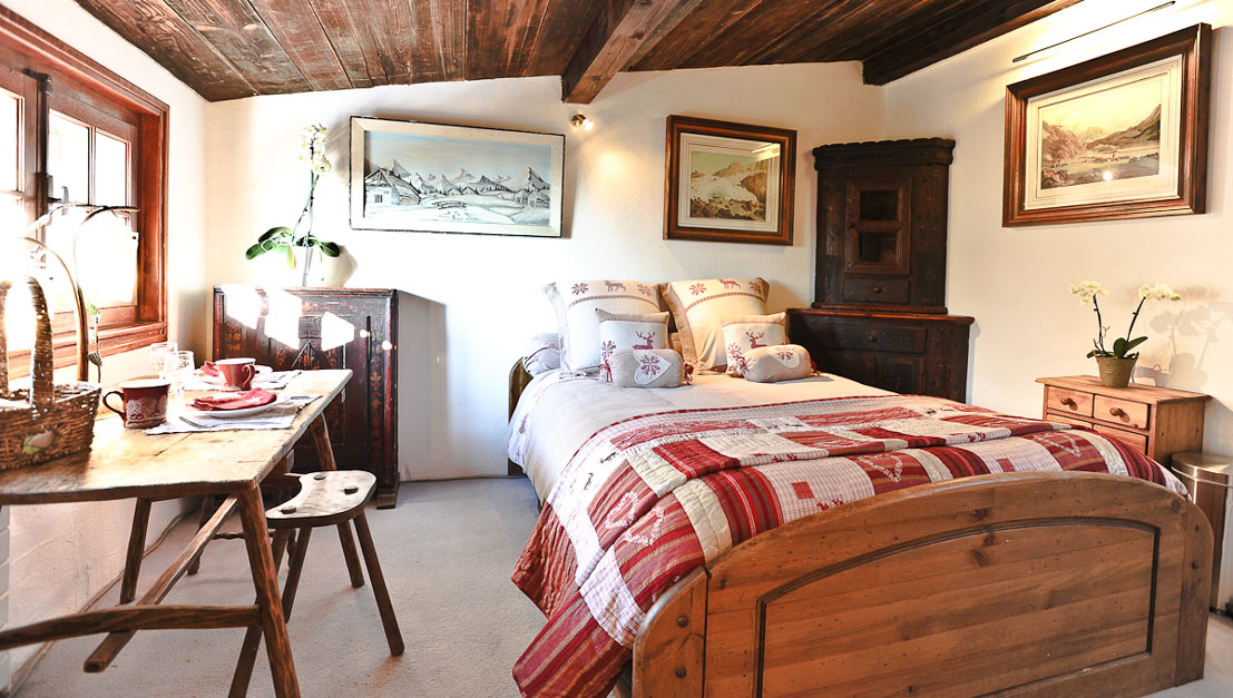 location chambres chamonix - Hotel Les Chalets de Philippe
