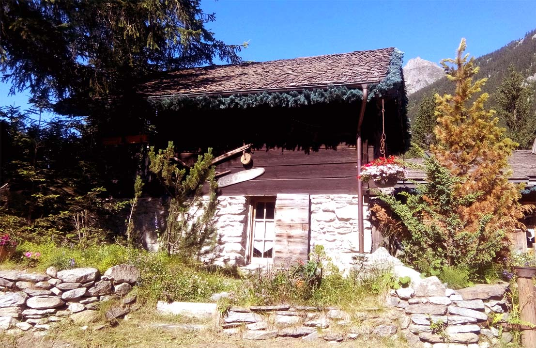 Chalet Les Cantates - location chalet alpes spa privatif