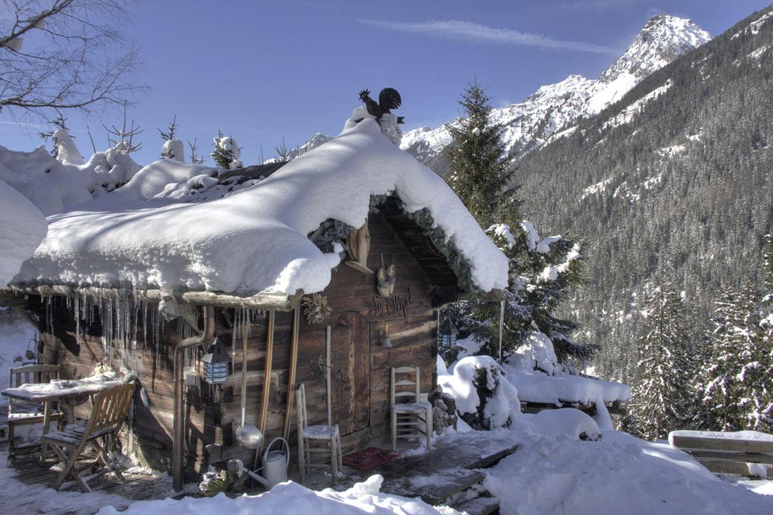 Chalet Le Clopet H Tel Les Chalets De Philippe Chamonix Mont Blanc: les chalets de philippe chamonix