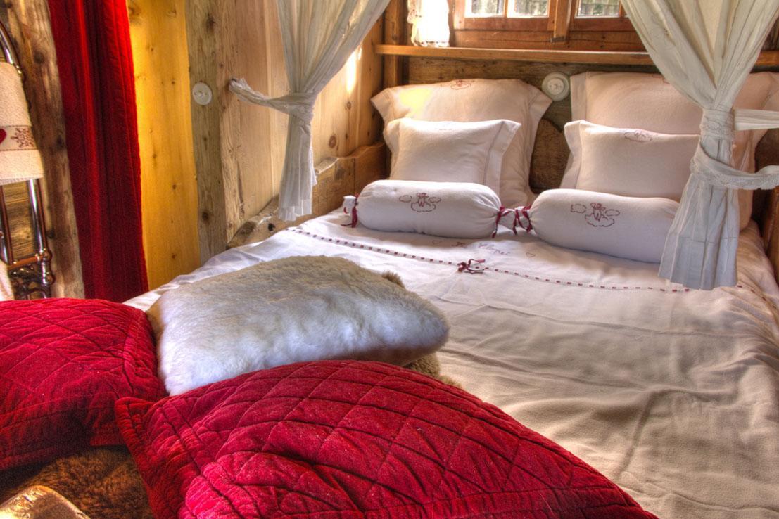 Chalet Le Clopet - location petit chalet dans les alpes