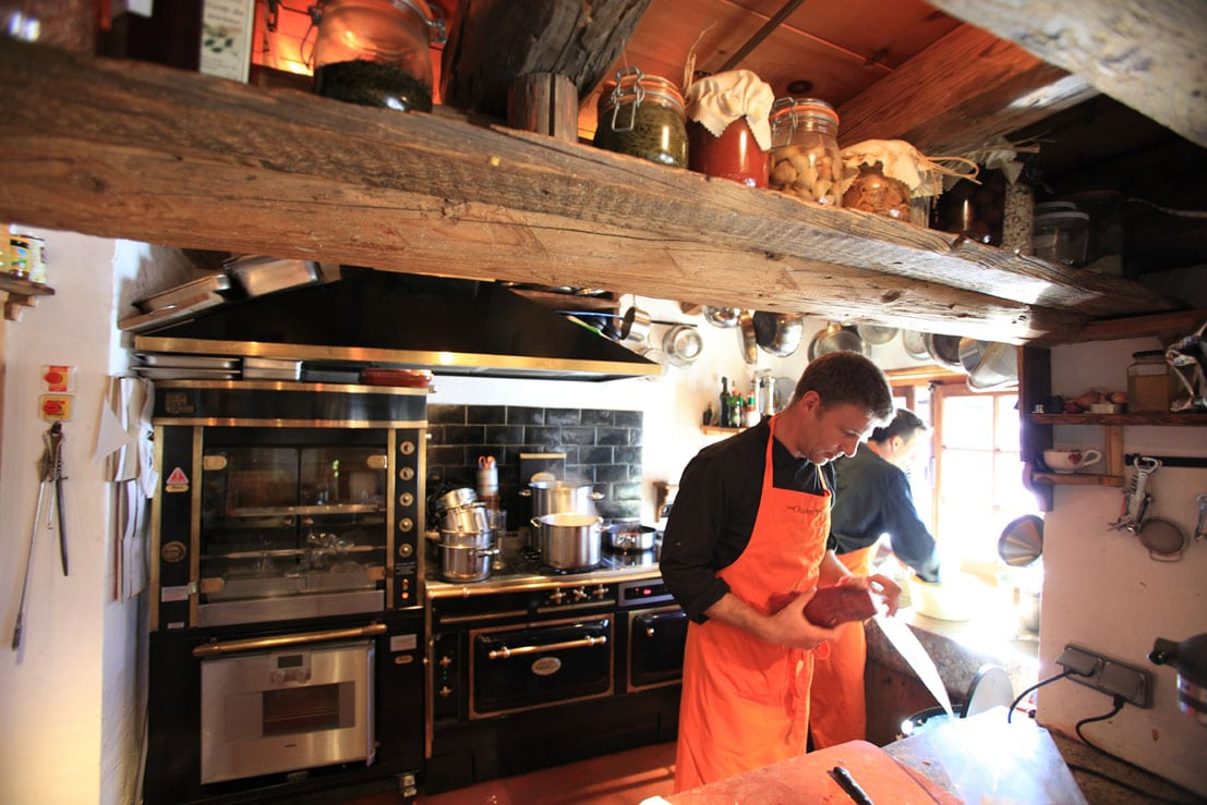 Restaurant Chamonix Les Tables du Chef