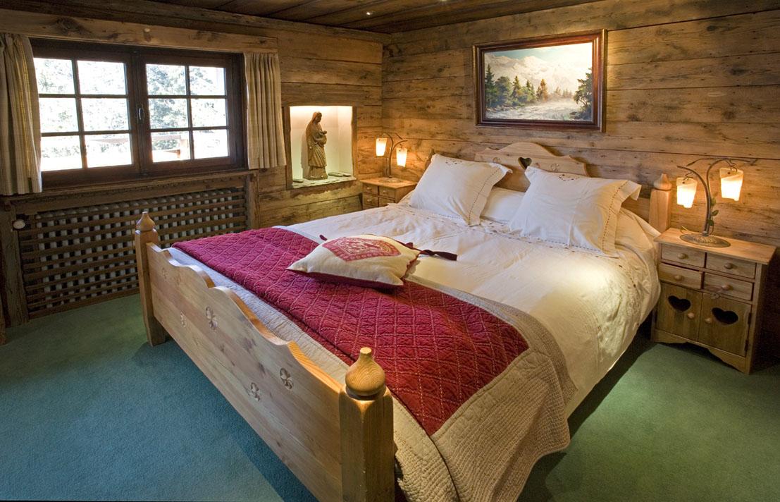 Suite Jorasses - reservation suite chamonix