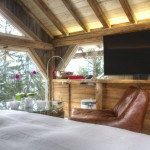 honeymoon wedding - charming hotel les chalets de philippe chamonix