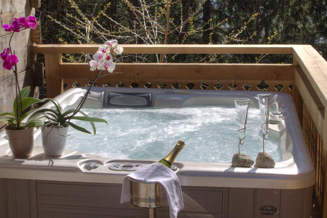 Chambre du Lavaret - week end en amoureux rhone alpes