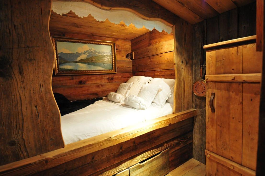 Suite Le Pele - location suite montagnarde chamonix