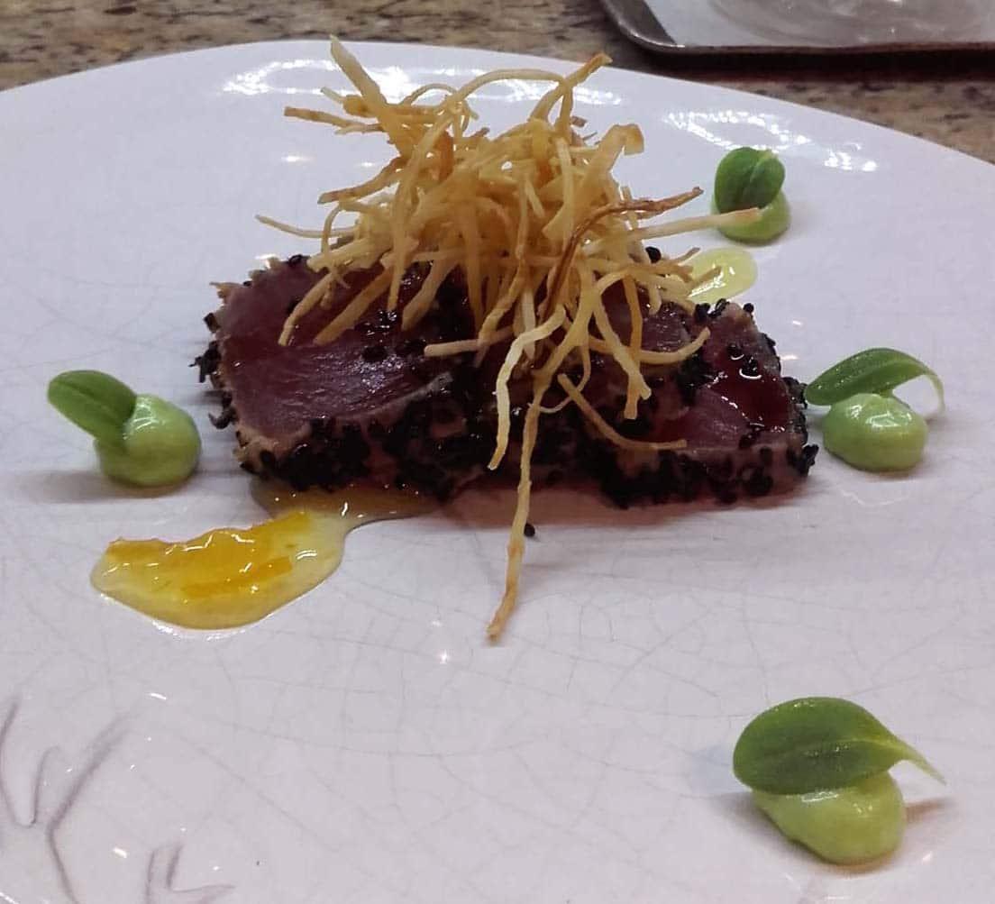 Restaurant Gastronomique Chamonix Les Tables de Philippe