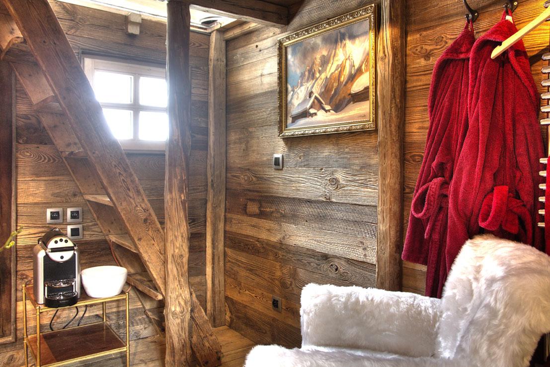 Suite Lavaret - hébergement chamonix 4 personnes