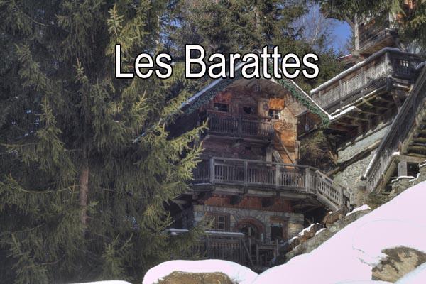 Location chalets Chamonix insolites, de caractère et de charme - Les Barattes