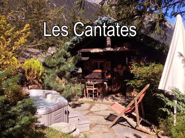 Location chalets Chamonix insolites, de caractère et de charme - Les Cantates
