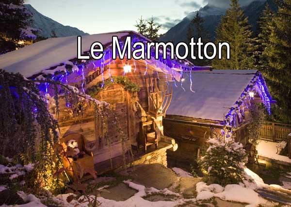 Location chalets Chamonix insolites, de caractère et de charme - Le Marmotton