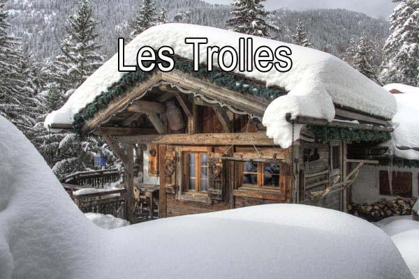 Location chalets insolites chamonix - Chalet Les Trolles