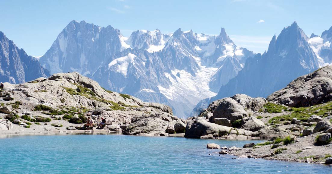 Un été à Chamonix avec Benjamin Demilly aux Chalets de Philippe