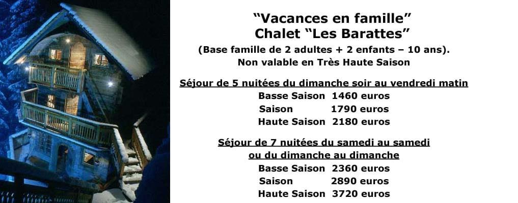 Hotel Les Chalets de Philippe Chamonix
