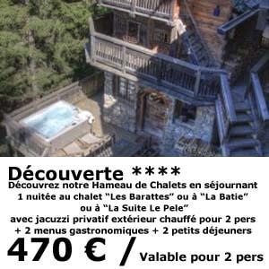 Bon cadeau séjour insolite - Hotel Chamonix